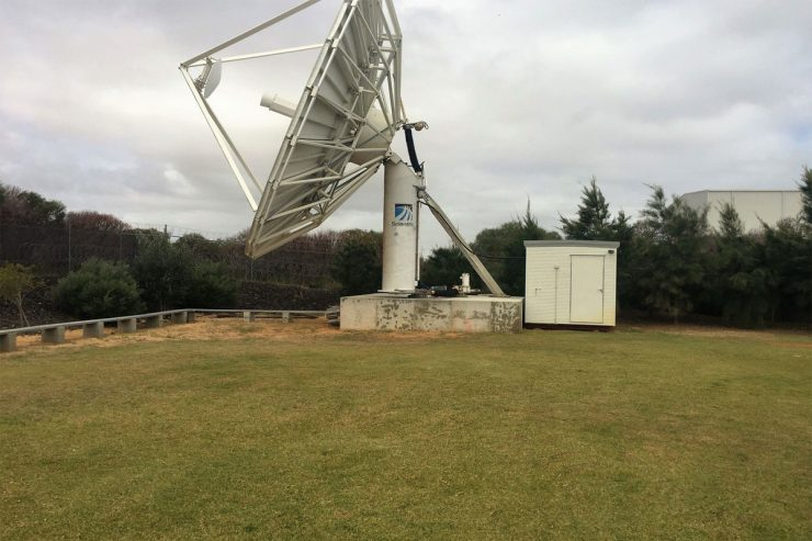 Satellite Dish Foundation